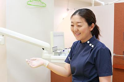 歯科医師(非常勤) 竹内 恵美子