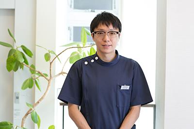 歯科医師(非常勤) 山田 真沙偉