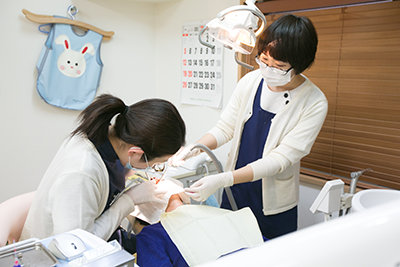 当院の虫歯治療方法、心掛けていることなど